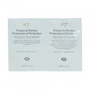No.7 Perfect & Protect Beauty Serum Sample