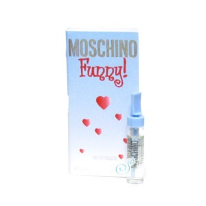 Moschino Funny! Perfume Sample